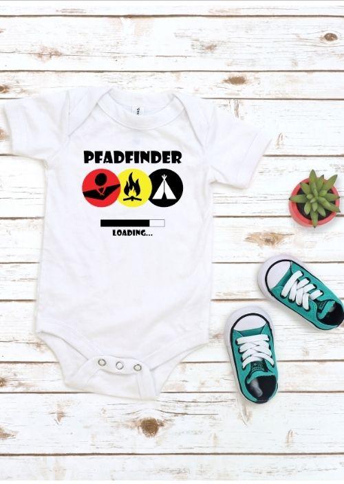 Babybody Pfadfinder